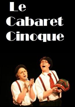 LE CABARET CINOQUE visuel burlesque